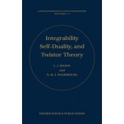 Integrability, Self-duality, and Twistor Theory by L. J. Mason