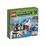 Снежното скривалище LEGO® Minecraft 21120