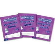 Maths Makes Sense: Y4: ABC Progress Books Mixed Pack by Richard Dunne