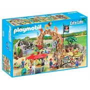 Playmobil - 6634 - Le Zoo - Grand