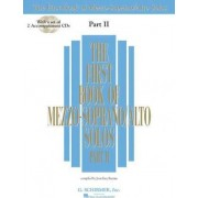 The First Book of Mezzo-Soprano/Alto Solos, Part II by Hal Leonard Corp