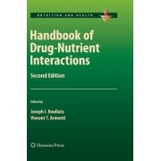 Handbook of Drug' Nutrient Interactions by Joseph I. Boullata