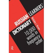 Russian Learner's Dictionary by Nicholas J. Brown