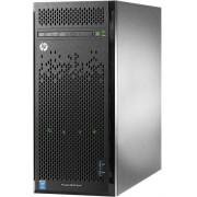 Server HP ProLiant ML110 Gen9 (Intel Xeon E5-2603 v3, Haswell, 1x4GB, DRR4, RDIMM, No HDD, 350W PSU)
