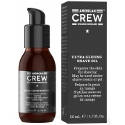 American Crew Shaving Skincare Ultra Gliding Shave Oil (50ml)