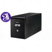 SAI Phasak 1500VA LCD USB con protección para RJ