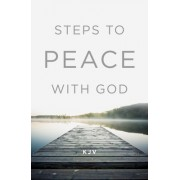 Steps to Peace with God (KJV) (Pack of 25)