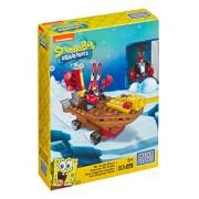 MEGA BLOKS SpongeBob, Rajdowiec Mr. Krab [KLOCKI]