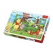 Trefl Puzzle Sunflower Disney Winnie The Pooh (100 Pieces)