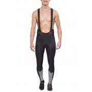 Castelli Nano Flex Pro Salopette lunghe Uomini Bibtight Men nero Pantaloni lunghi