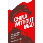 China without Mao by Immanuel C.Y. Hsu