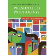 The Cambridge Handbook of Personality Psychology by Philip Corr