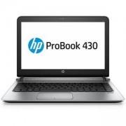 Лаптоп HP ProBook 430 G4 Core i5-7200U(2.5GHz, up to 3.1Ghz/3MB), 13.3 HD AG + WebCam 720p, 4GB 2133 DDR4 1DIMM, 500GB, Y8B28EA