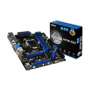 MSI H97M-G43 Carte mère Intel H97 Express Chipset Micro ATX Socket LGA1150