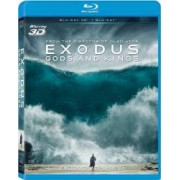 Exodus Gods and Kings BluRay Combo 3D+2D 2014