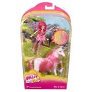 Mia and Me Set- Mia si Lyria CFF19 setul de joaca mini