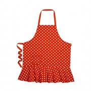 Apron - Red Polka Dot Hostess by Annabel Trends