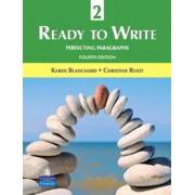 Ready to Write 2 by Karen Louise Blanchard