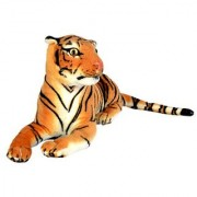 Soft And Smooth Tiger Soft Toys