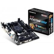 Gigabyte Ga-F2A78M-HD2 Socket FM2+ Vga Dvi Hdmi 7.1 Channel Audio mATX