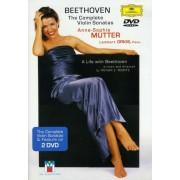 L Van Beethoven - Complete Violin Sonatas (0044007301494) (2 DVD)