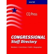 Congressional Staff Directory Fall 2010 by Joel Treese