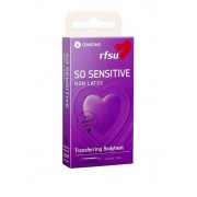 RFSU So Sensitive Condoms 6-pack Kondomer Transparent