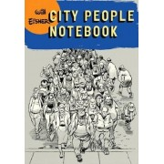City People Notebook by Will Eisner