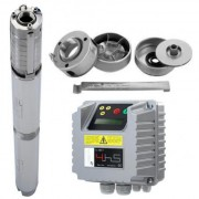 Pompa submersibila de presiune Nastec 4HS 06/04