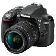Digital Camera D3300 Kit Black 18-55mm VR