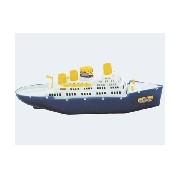 Titanic tengerjáró hajó