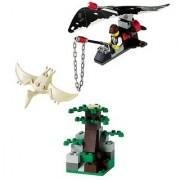 Lego Adventurers Dinosaur Island Research Glider Set #5921