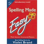 Spelling Made Easy: Sam Introductory level by Violet Brand
