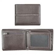 Coastal Satellite ID Coin Wallet Nixon moneta borsa, Nero