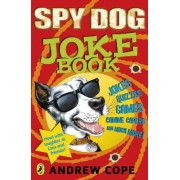 Spy Dog Joke Book by Andrew Cope