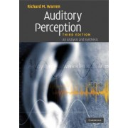 Auditory Perception by Richard M. Warren