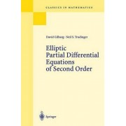 Elliptic Partial Differential Equations of Second Order by David Gilbarg