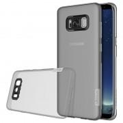 Capa TPU Nillkin Nature 0.6mm para Samsung Galaxy S8 - Cinzento