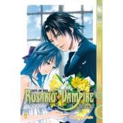 Rosario + Vampire Season II 05 by Akihisa Ikeda