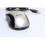 USB myš s mikrofonem a ukrytou Full HD kamerou + 8GB paměť