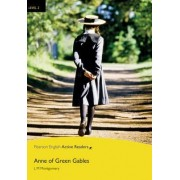 PLAR 2:Anne of Green Gables Book and CD-ROM Pack: Level 2 by L. M. Montgomery