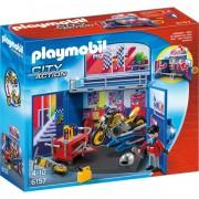 Cutie de joaca - atelier motociclete
