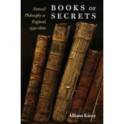 Books of Secrets by Allison Kavey