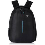 HP 15 Inch Laptop Backpack (Black Blue)