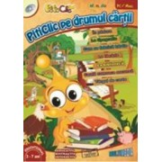 CD PitiClic - Piticlic pe drumul cartii