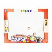 Tabla Magnetica Copii Dubla cu Magneti si Burete Drawing Board 280426