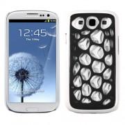 Protector Samsung Galaxy S3 Telaraña Negro