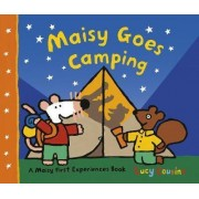 Maisy Goes Camping by Lucy Cousins