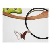 Bracelet Papillon Argent