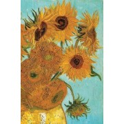 Van Gogh's Sunflowers Notebook by Vincent Van Gogh
